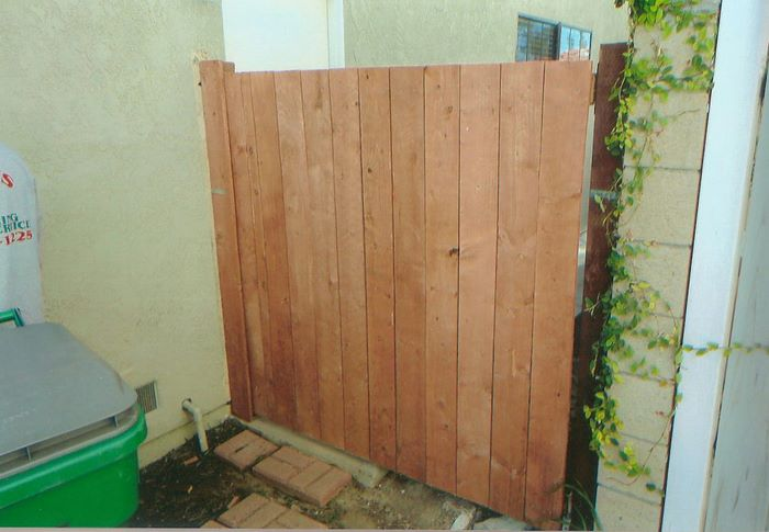 Image Result For Fence Door